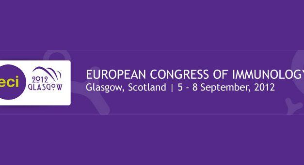 European Congress of Immunology 2012