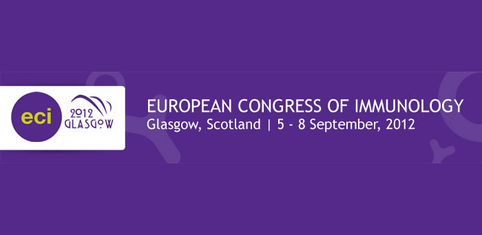 European Congress of Immunology 2012