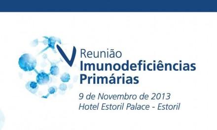 V Reunião de IDP – Estoril, 9 de Novembro de 2013