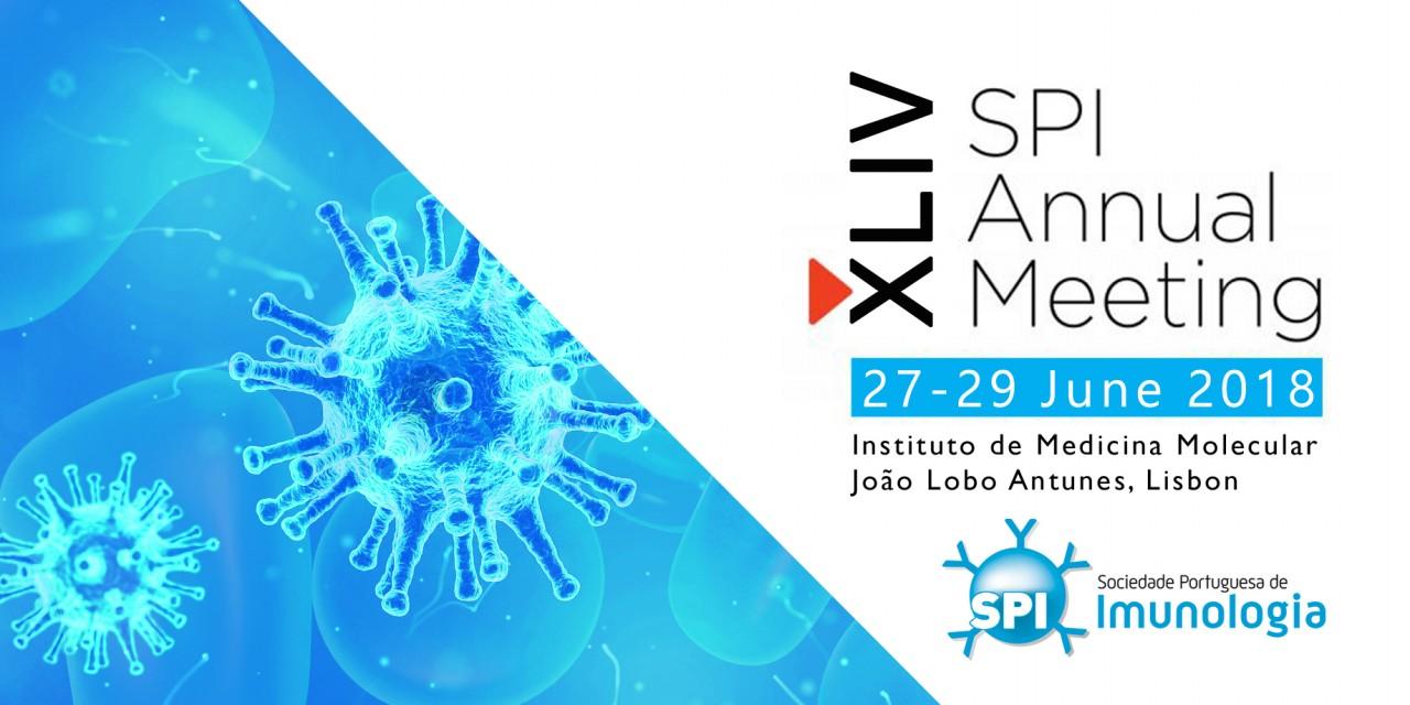 Coming Soon: XLIV SPI Annual Meeting 2018