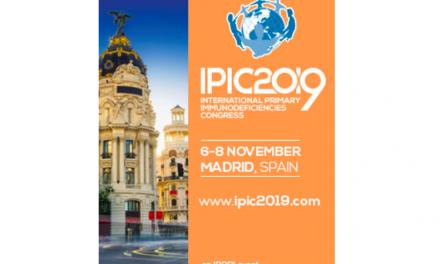 Fourth International Primary Immunodeficiencies Congress (IPIC2019)
