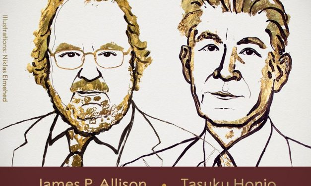 The Nobel Prize in Physiology or Medicine 2018 – James Allison and Tasuku Honjo