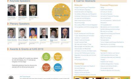 17th International Congress of Immunology